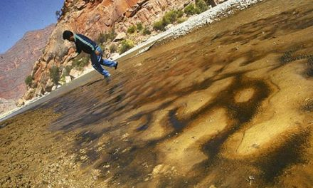En Chuquisaca ratifican la contaminación del río Pilcomayo