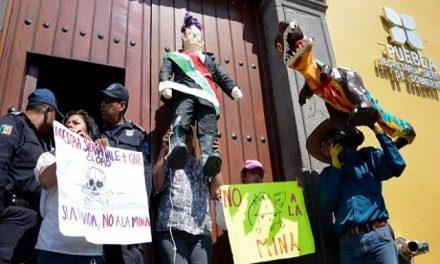 La minería en México, paraíso empresario y conflictos socioambientales