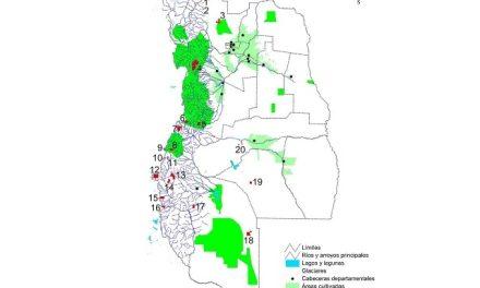 Mendoza bajo ataque minero para derribar la ley 7722