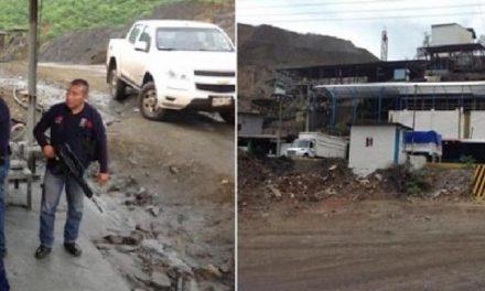 Profepa clausura proyecto minero El Risco