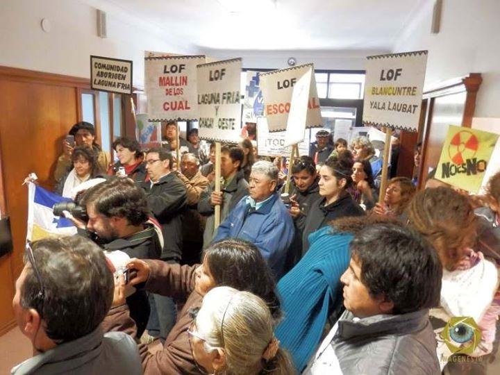 La Comisión de la Legislatura el año pasado había convalidado la ley a aplicar en la Iniciativa Popular de los vecinos de Chubut