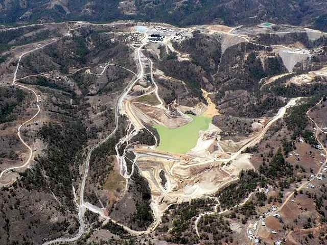 La situación minera después del terremoto en San Marcos