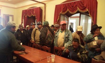 Masifican bloqueo en Potosí contra contaminación minera