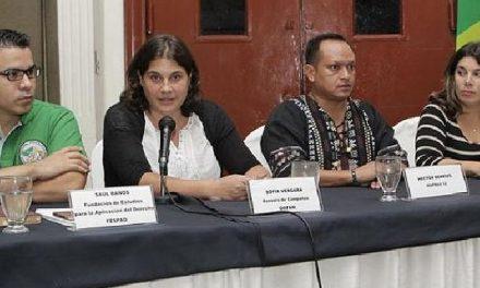 Lanzan una campaña contra la minera Pacif Rim en El Salvador