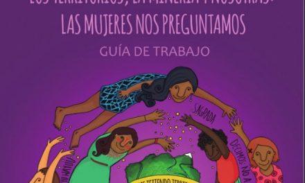 Los territorios, la minería y nosotras: las mujeres nos preguntamos