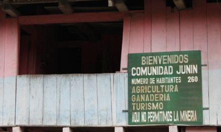 Oposición a la minería y persecución de la protesta en Íntag, Ecuador