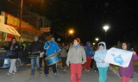 Vecinos protestan por la falta de agua en Sierra Grande