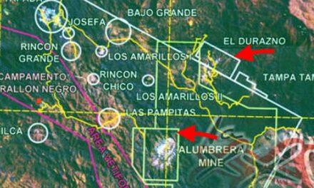 En noviembre comenzaría la explotación de Bajo El Durazno