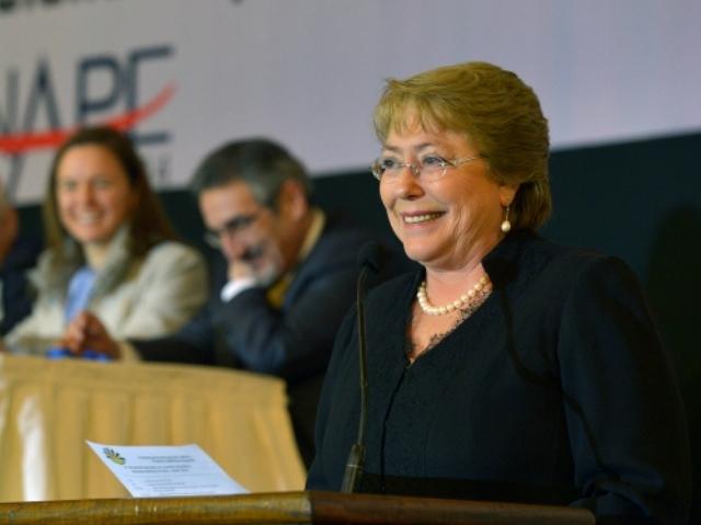 Bachelet redobla dependencia chilena de la minería