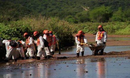 Avanza queja por derrame minero ante la Comisión Estatal de Derechos Humanos