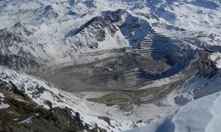 Codelco reconoce la intervención de 5 glaciares en su proyecto Andina 244