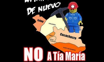 Gobierno aprueba EIA del megaproyecto minero Tía María