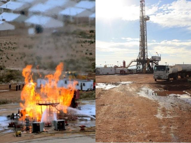 No merecen multas la explosión de pozo ni las dos pastillas radioactivas perdidas en perforaciones petroleras