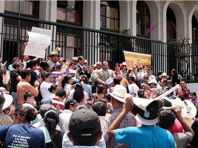 Accionan judicialmente contra Ministro por no hacer consulta comunitaria por minería