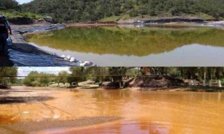 Demandan penalmente a las dos empresas mineras por un derrame tóxico en México
