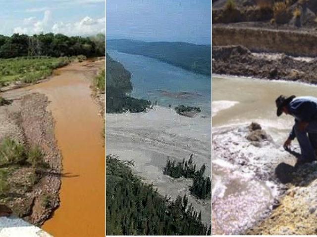 Ante los recientes desastres mineros en Canadá, Bolivia y México