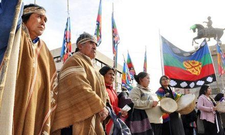 Organización mapuche del sur mendocino en defensa de los bienes naturales que el lobby minero quiere atropellar