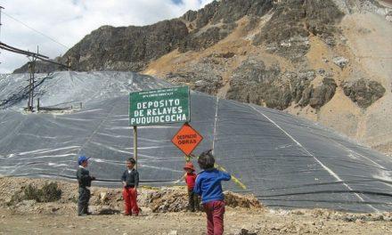 Ofensiva legal de mineras contra aporte ambiental en Perú