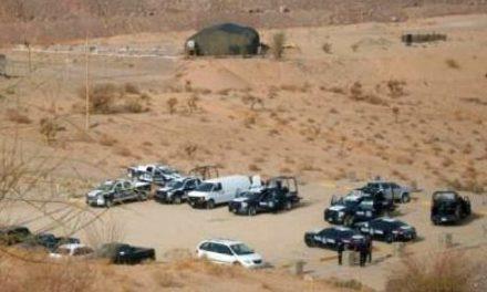 Ejidatarios denuncian que militares resguardaron saqueo de empresa minera