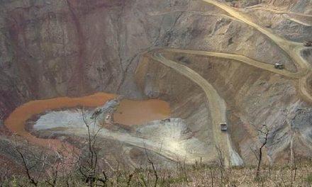 Oro, arsénico y cianuro, el turbio cóctel minero de Kinbauri en Asturias
