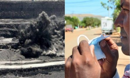 350 enfermos por contaminación minera claman ayuda en Cesar