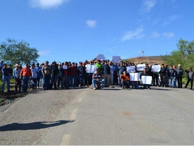 Mina Buenavista de Cananea mantiene operaciones pese a bloqueo