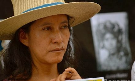 Mi corazón es de flores no de cemento: solidaridad con Francisca Gómez