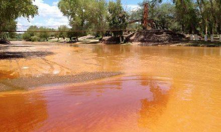 El derrame minero contaminó con ácido sulfúrico y también con metales pesados al río Sonora