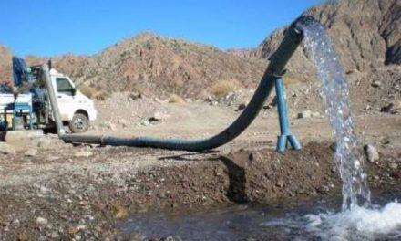 Denuncian venta de agua apta para el consumo a multinacional minera