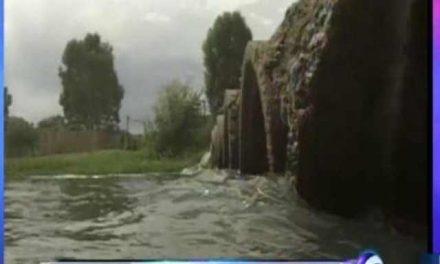 Analizan posible derrame de cianuro en arroyo de Durango