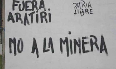 La minera Aratirí entregó estudios ambientales de su proyecto