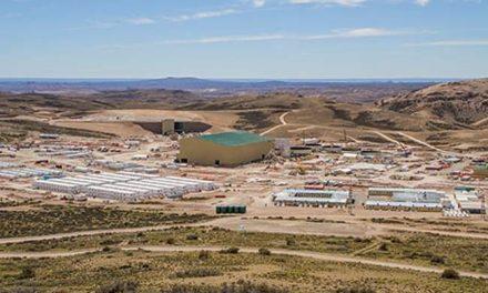 Goldcorp ya saquea y contamina en Cerro Negro
