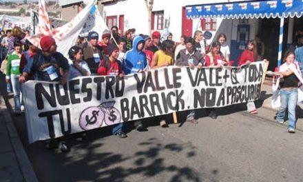 Comisión de minería con comuneros diaguitas: Barrick no solo erosiona el ambiente sino también el tejido social