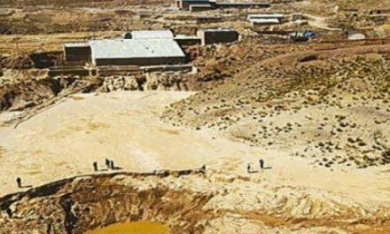 Hortalizas se secan por riego con aguas contaminadas del río Pilcomayo