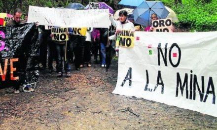 Denuncian nuevas irregularidades en proyecto de la mina de Salave