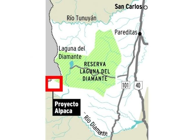 La Minera Vale Reaparece Con Un Proyecto De Cobre En San Carlos No