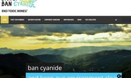 20 ONG europeas piden al nuevo comisario de Medio Ambiente de la EU que acabe con la minería tóxica