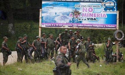 La violencia premeditada para instala un estado de excepción en San Juan Sacatepéquez