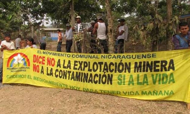 Mineros artesanales, grandes empresas y fiebre del oro en Nicaragua