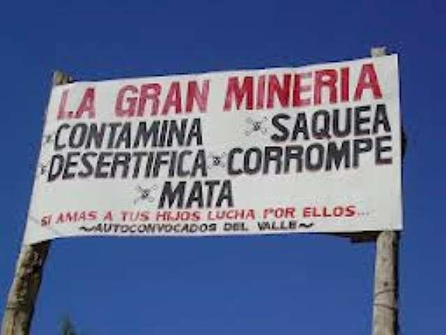 Proyectos mineros de Mendoza afectan a La Pampa