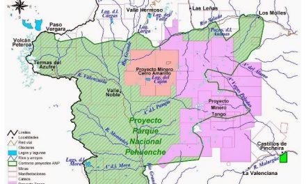 Cerro Amarillo: proyecto minero ilegal y ambientalmente dañino en Mendoza