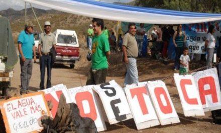 Famatina lo hizo: Desapareció minera Osisko