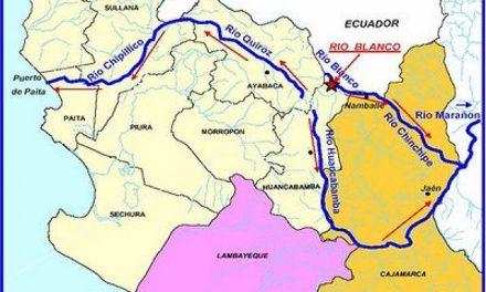 Proyecto minero Río Blanco: una bomba de tiempo en la frontera norte peruana