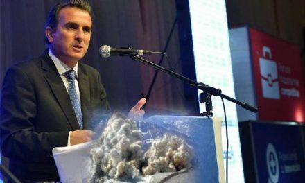 Gobernador mendocino reinstaló el debate por la minería