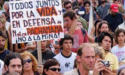Poniéndole el pecho a las mineras: 6 años de la ley contra la minería contaminante en Córdoba
