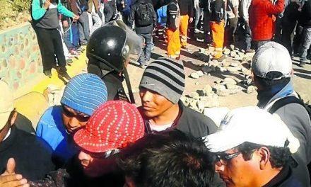 Protesta en Arequipa por abusos de minera Cerro Verde deja cinco heridos