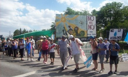 San Carlos se opone al proyecto de Vale en la Laguna del Diamante