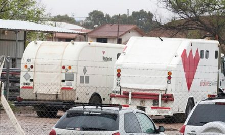 Denuncian contaminación de la empresa Weatherford en Centenario