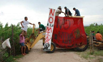 Convocan en BCS a firmar el «Pacto Todos Santos» contra la minería a cielo abierto