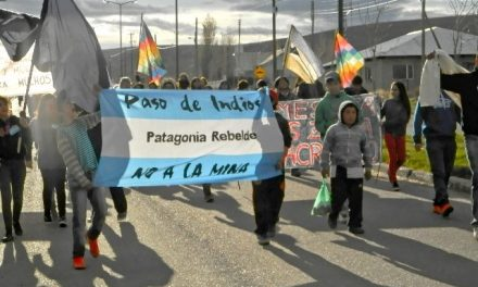 Paso de Indios se movilizó en una «jornada por el agua y la vida»